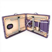 Складной массажный стол Florence RelaxLine фиолетовый | Venko - Фото 27850