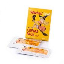 "Альгинатная Крем-Маска (Cream Pack ""Gold"") Witches Spell, 50 г + 5 г | Venko"
