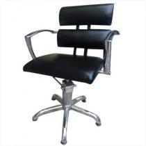 Кресло парикмахерское Tiffany на пневматике хром | Venko - Фото 28282