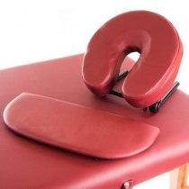 Масажный стол RelaxLine Lagune  бургундия | Venko - Фото 28291