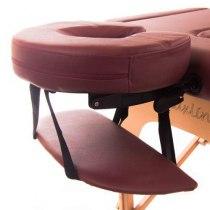 Масажный стол RelaxLine Lagune  бургундия | Venko - Фото 28293