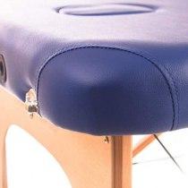 Масажный стол RelaxLine  Bali синий - Фото 28304