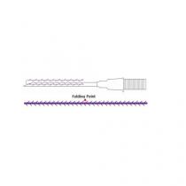 Мезонить Cog Easy Needle , 23G, 90 mm/160 mm, 4-0 | Venko