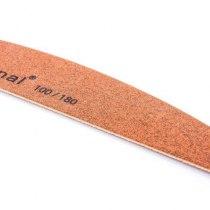 Пилка для ногтей Half Brown 100/180 | Venko - Фото 28788