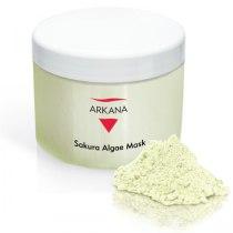 Маска для чувствительной и куперозной кожи с экстрактом сакуры Arkana Sakura Algae Mask 500мл | Venko