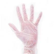Перчатки виниловые опудренные М, 100шт imt | Venko - Фото 29950