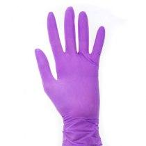 Перчатки нитриловые не опудренные розовые XS, 100 шт/уп imt | Venko - Фото 29960