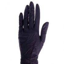 Перчатки нитриловые не опудренные черные S, 100 шт/уп imt | Venko - Фото 29967