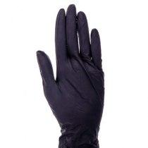 Перчатки нитриловые не опудренные черные S, 100 шт/уп imt | Venko - Фото 29969