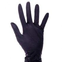 Перчатки нитриловые не опудренные черные S, 100 шт/уп imt | Venko - Фото 29970