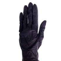 Перчатки нитриловые не опудренные черные М, 100 шт/уп imt | Venko - Фото 29978