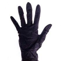 Перчатки нитриловые не опудренные черные М, 100 шт/уп imt | Venko - Фото 29979