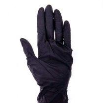 Перчатки нитриловые не опудренные черные М, 100 шт/уп imt | Venko - Фото 29980