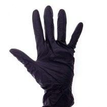 Перчатки нитриловые не опудренные черные М, 100 шт/уп imt | Venko - Фото 29981