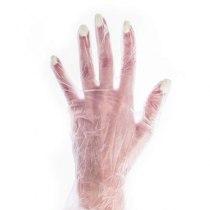 Перчатки виниловые опудренные S, 100 шт/уп(Medicom) | Venko - Фото 30019