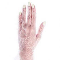 Перчатки виниловые без пудры S, 100 шт/уп imt | Venko - Фото 30028