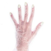 Перчатки виниловые без пудры S, 100 шт/уп imt | Venko - Фото 30029
