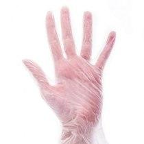 Перчатки виниловые без пудры S, 100 шт/уп imt | Venko - Фото 30031
