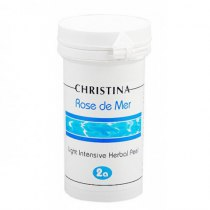 Натуральный мягкий пилинг Роз де Мер Christina - Light Intensive Herbal Peel Rose de Mer, шаг 2a, 100 мл | Venko