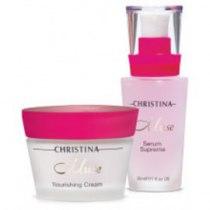 Уход-восстановление Сила розы (2 продукта) Christina | Venko