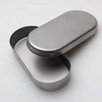 Лоток с крышкой из нерж. стали для фрез  90х40х15 мм | Venko