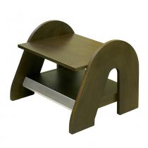 Подставка деревянная Livia Panda (Столик для отдыха) | Venko