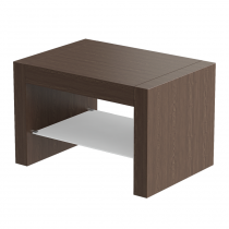 Стол для зоны ожидания Kubik Panda (Шпон) | Venko