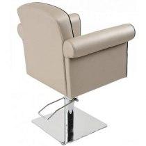 Крісло перукарське Art Deco на пневматиці хром | Venko - Фото 32277