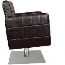 Кресло парикмахерское VM830 на пневматике хром - Фото 32392