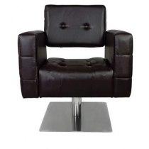 Кресло парикмахерское VM830 на пневматике хром - Фото 32394