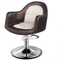 Кресло парикмахерское VM827 на пневматике хром | Venko - Фото 32411