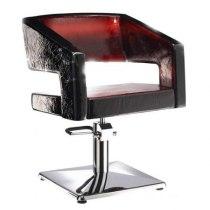 Кресло парикмахерское VM824 на пневматике хром | Venko