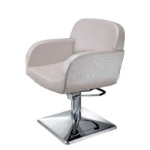 Кресло парикмахерское VM 813 на гидравлике хром | Venko