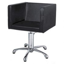 Кресло парикмахерское VM810 на пневматике хром | Venko - Фото 32587