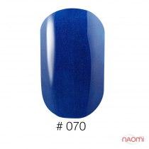 Лак для ногтей Naomi #070 - Фото 33017