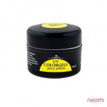 Камужфляжный гель UV Colorgels Juicy Yellow, 14 g   Venko
