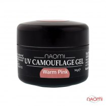 Камужфляжный гель UV Camouflage Gel Warm Pink, 14g | Venko