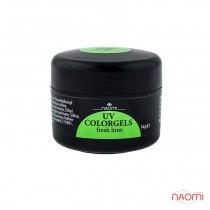 Камужфляжный гель UV Colorgels Fresh Lime, 14 g | Venko - Фото 33787