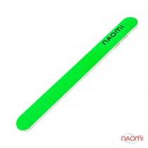 Пилка для ногтей зеленая NAOMI, 240/240 CO855E | Venko