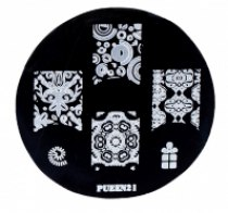 Диск для стемпинга PUEEN №21 | Venko