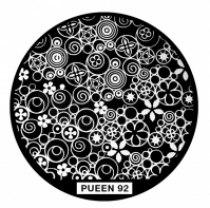 Диск для стемпинга PUEEN №92 | Venko