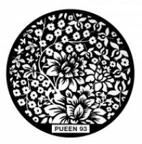 Диск для стемпинга PUEEN №93 | Venko
