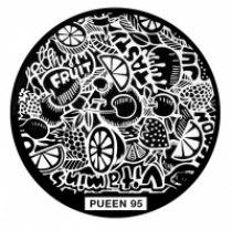 Диск для стемпинга PUEEN №95 | Venko