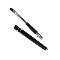 Пензель для нарощування G. Lacolor з чорною ручкою №6 | Venko