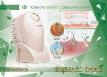 Массажер для кожи головы US MEDICA Emerald Shine | Venko - Фото 35350
