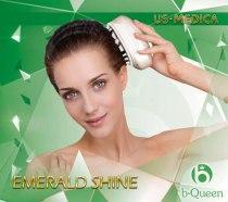 Массажер для кожи головы US MEDICA Emerald Shine | Venko - Фото 35352
