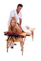 Складной массажный стол US MEDICA SUMO LINE Sakura - Фото 35515