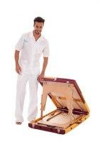 Складной массажный стол US MEDICA SUMO LINE Sakura - Фото 35519