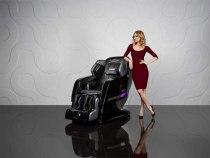 Массажное кресло YAMAGUCHI Axiom Black Edition | Venko - Фото 35740