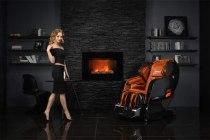 Массажное кресло YAMAGUCHI Axiom Chrome Limited | Venko - Фото 35749